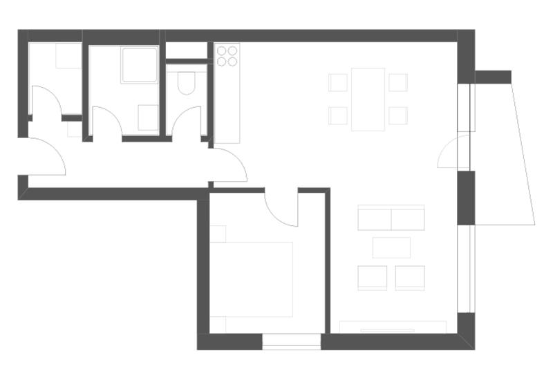 Apartment 4D